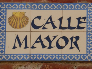 "Every town has a "" Calle Mayor"" - translation:  High Street"