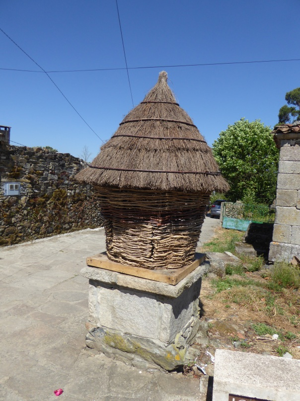 Another kind of Horrereo, for drying meat or crops.