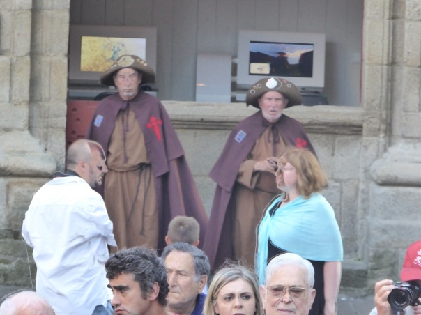 Speaking of a couple of pilgrims..... Yes, there are all kinds.
